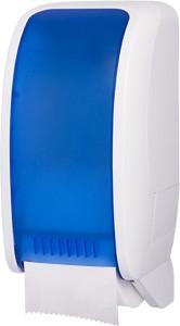 Cosmos Toilettenpapierspender weiß/blau