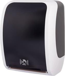 Cosmos Handtuchrollenspender Sensor weiß/schwarz