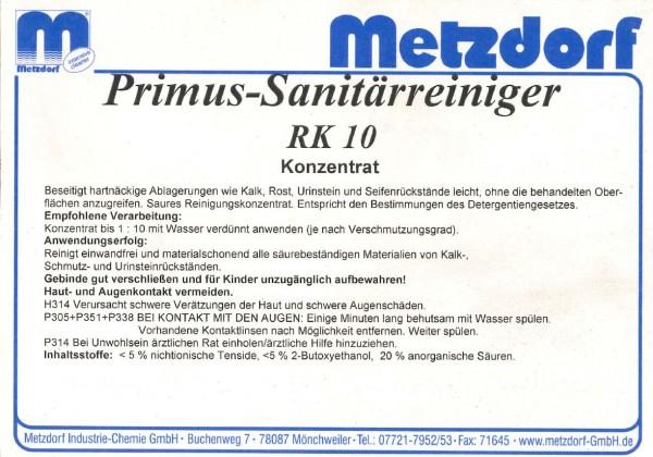 Wischpflege RK 11 1 Ltr.