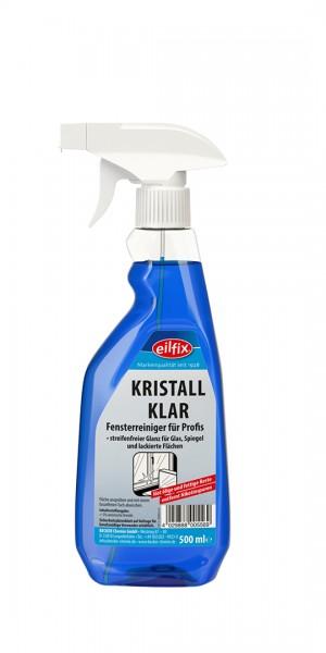 Kristall-Klar flüssig mit Sprühpistole 1 Ltr.