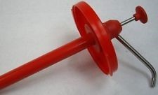 Metall-Pumpe für 3 Ltr. Weithalsgebinde