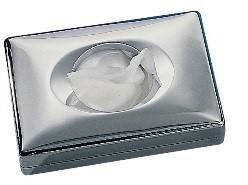 Hygienebeutelspender silber