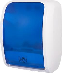 Cosmos Handtuchrollenspender Sensor weiß/blau