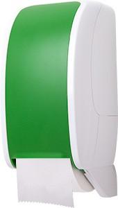 Cosmos Toilettenpapierspender weiß/grün