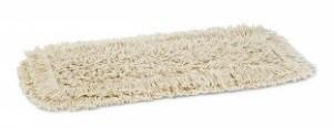 Nasswischmopp Baumwolle Tasche und Lasche 50 cm