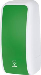 Sensorspender für Desinfektion weiß/grün