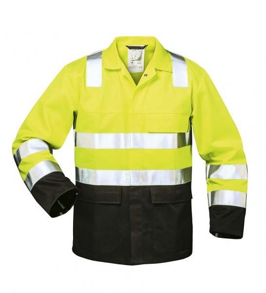 Bekleidung & Schutzausrüstung Warnschutzparka gelb-blau Gr L Airsoft