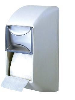 Toilettenpapier-Spender für 2 Rolle